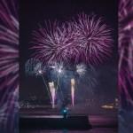 manzanillo colima recibe al 2018 con pirotecnia