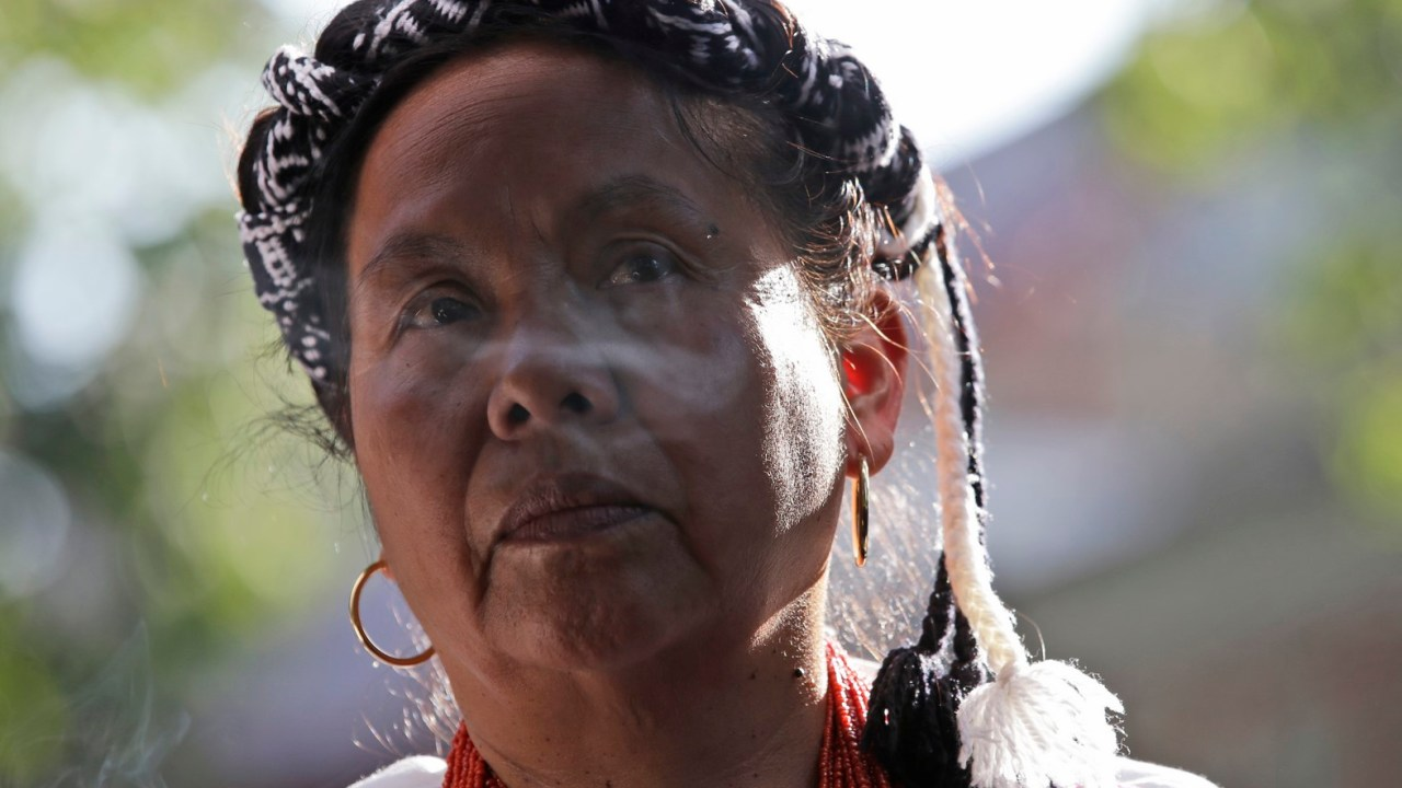 Gobierno de Michoacán niega agresión a 'Marichuy'