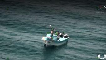 pescadores de oaxaca relatan como sobrevivieron 11 dias en el mar