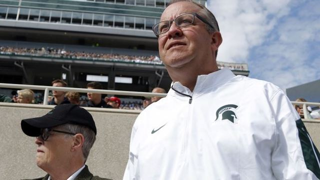 Mark Hollis renuncia al cargo de director deportivo de Michigan State