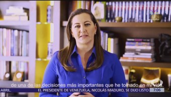 Martha Alonso, esposa de Moreno Valle, se perfila como candidata al gobierno de Puebla