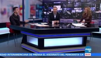 Matutino Express del 16 de enero con Esteban Arce