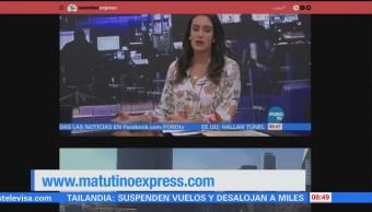 Matutino Express del 26 de enero con Esteban Arce (Parte 2)
