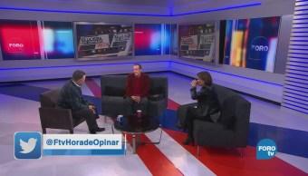 Mauricio Herrera platica de: 'El profesor chiflado'