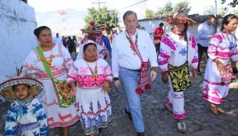 Meade habla de necesidad de cambiar la estrategia de seguridad en México