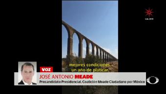 Meade Envía Mensaje Año Nuevo Desde Hidalgo