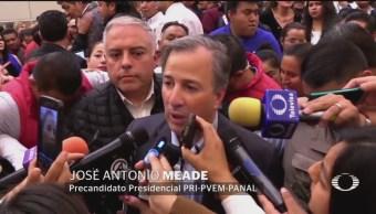 Meade habla de la incorporación de Javier Lozano a su equipo