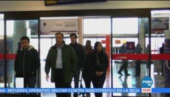 Meade se reúne con la militancia priísta en Coahuila