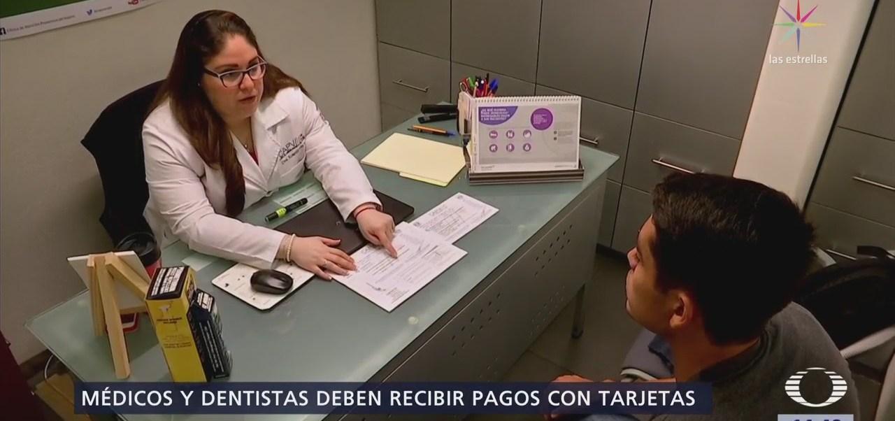 Médicos Deben Aceptar Pagos Operaciones Bancarias