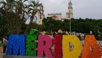 INAH reconstruye más de 1,500 edificios del Centro Histórico de Mérida