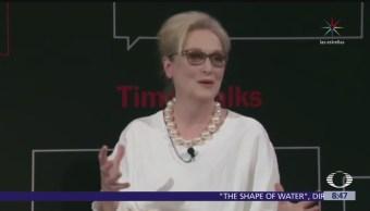 Meryl Streep alcanza nominación número 21 al Oscar