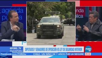 Mesa política con Rafael Cardona
