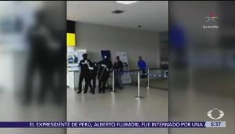 México extradita a Panamá a un delincuente