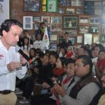Mikel Arriola propone crear fiscalía para combatir robo de celulares en CDMX