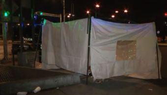 Hombre en condición de calle muere tras pelea en el Eje 1 Norte