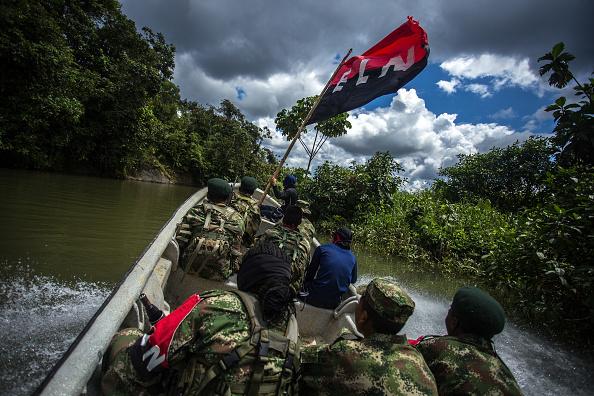 Cuatro guerrilleros del ELN murieron en operativo militar