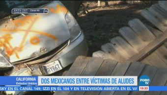 Mueren Inmigrantes Mexicanos California