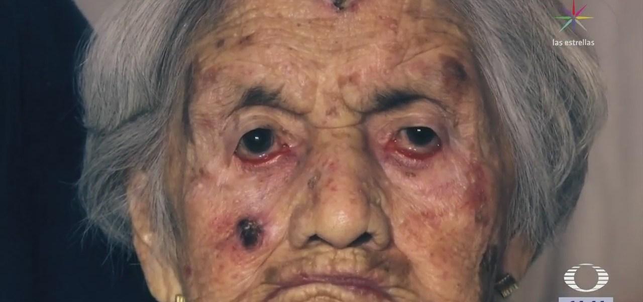 Mujer cumple 111 años de edad