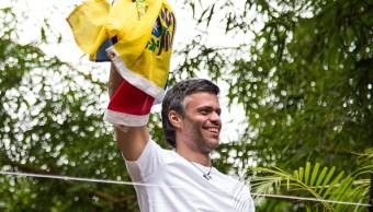 Nace tercer hijo opositor venezolano Leopoldo López
