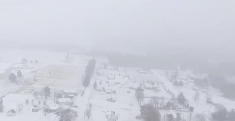 Kentucky y Tenessee enfrentan nueva ola de frío invernal