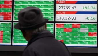 Nikkei cae por sexta ocasión ante declive de mineras y siderúrgicas