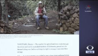 Nyt Publica Reportaje Inseguridad México