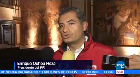 Ochoa Reza Rechaza Sustitución Meade Candidato Presidencial