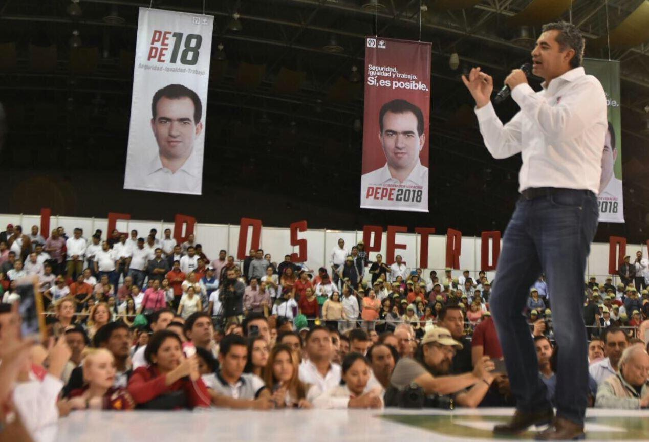 Al priismo le duele la corrupción de Javier Duarte: Meade
