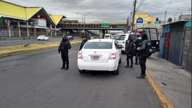 Caen nueve por robo de vehículos en Ecatepec