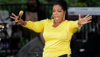 Postulan a Oprah Winfrey para presidenta en 2020