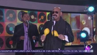 Óscar D' León en vivo en Al Aire con Paola