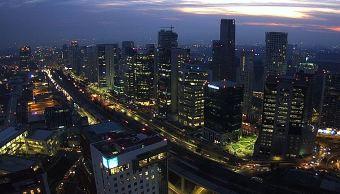 Termómetro registra 3 grados en la Ciudad de México