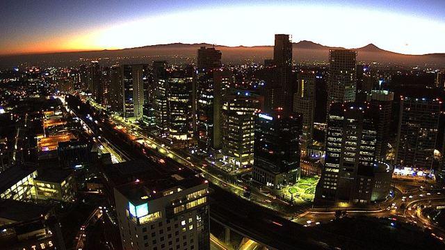Amanece la Ciudad de México con 8 grados; prevén ambiente templado