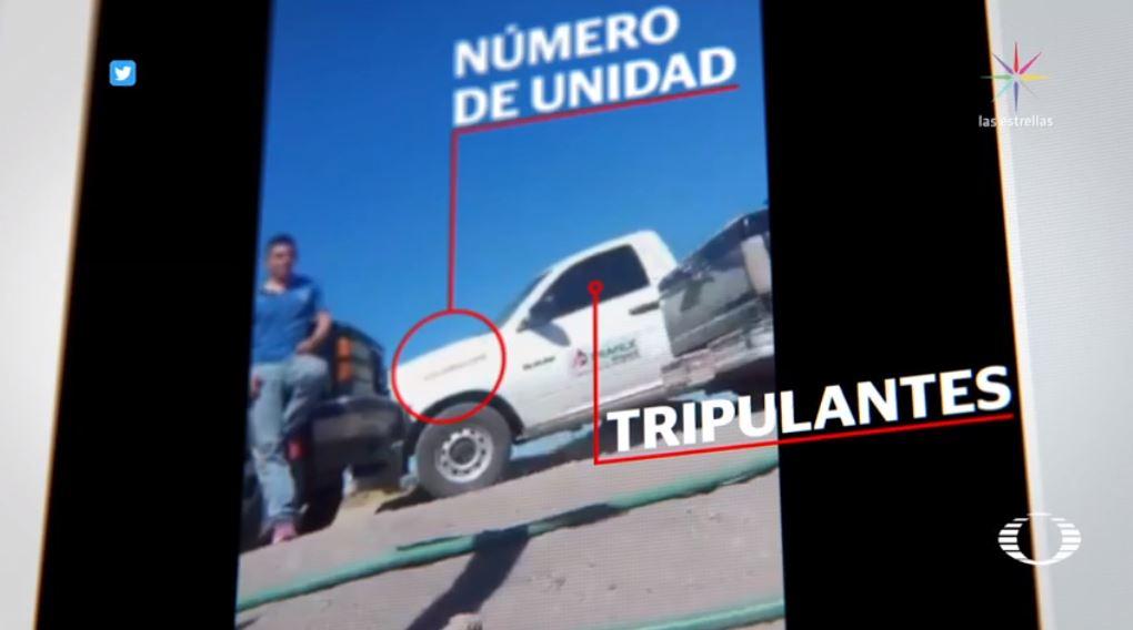 Pemex investiga a empleados por robo de combustible