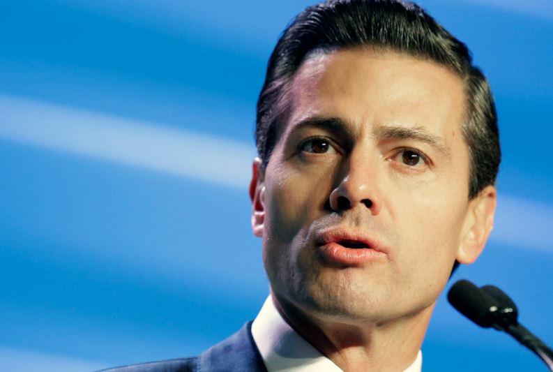Peña Nieto desea un 2018