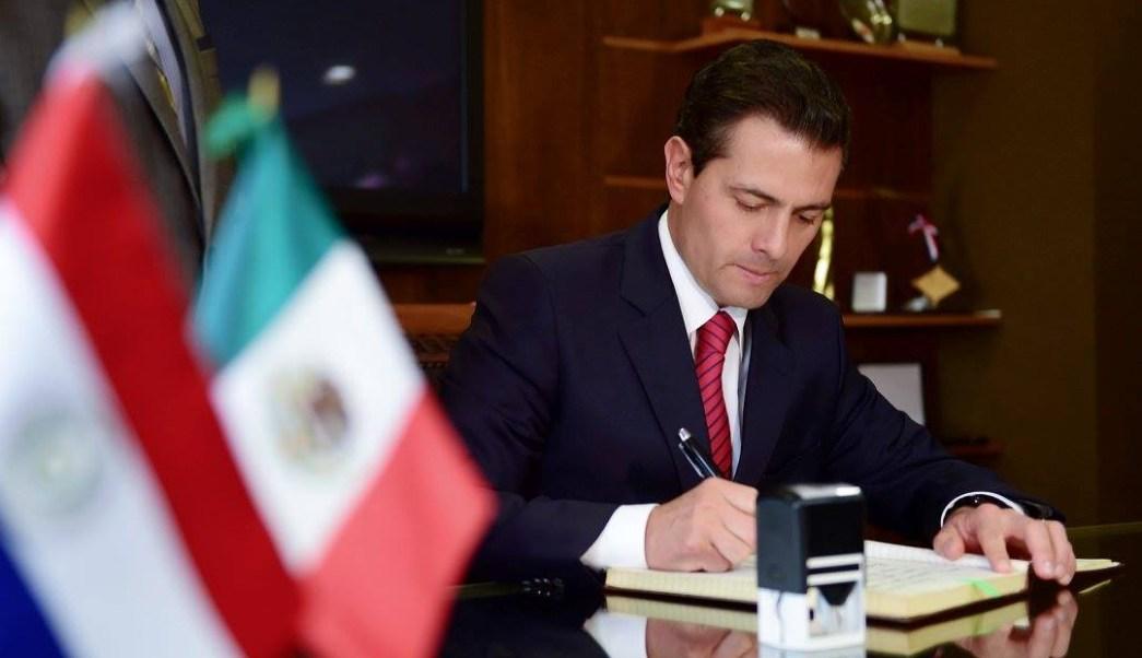 Peña Nieto se reúne con el gabinete de seguridad