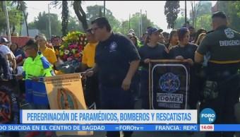 Personal Emergencias Realiza Peregrinación Basílica