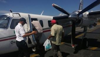 Buscan a pescadores desaparecidos en costas de Oaxaca