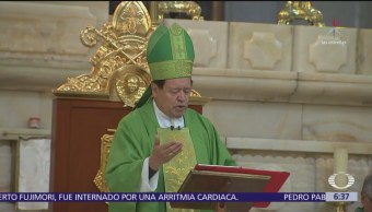 Piden orar por víctimas de ataque en Iglesia de Ecatepec