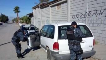 Caen tres presuntos secuestradores en Edomex; liberan a 6 víctimas