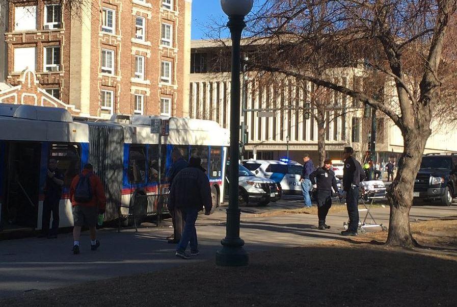 Cierran Capitolio de Colorado por reporte de disparos en las cercanías