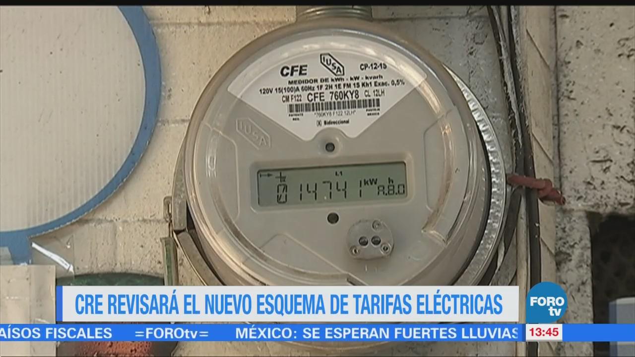 Precio de la electricidad bajará hasta finales de 2018