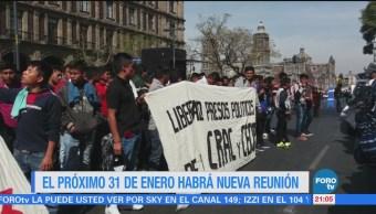 Presidente Scjn Recibe Abogado 43 Estudiantes Desaparecidos Ayotzinapa