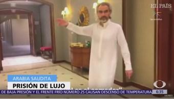 Príncipe saudita abandona lujoso hotel donde fue arrestado