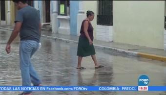 Pronostican Lluvias Campeche Paso Frente Frío 24