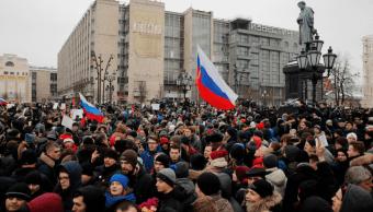 Protestas no amenazan liderazgo absoluto de Putin, advierte el Kremlin