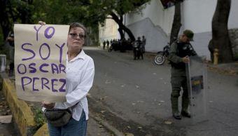 Familias de muertos en operativo contra piloto venezolano exigen ver cuerpos