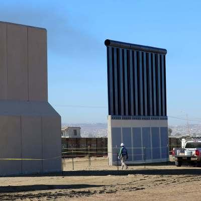 El muro con México cerrará la puerta a criminales y terroristas: Trump