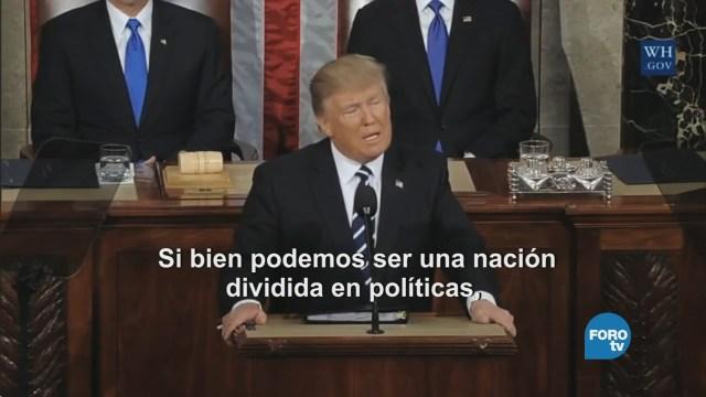 Estado Unión Martes Enero Donald Trump