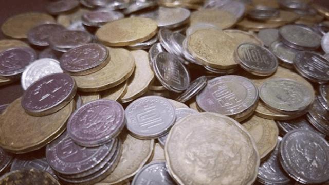 ¿Qué hacer si rechazan tus monedas de centavos?